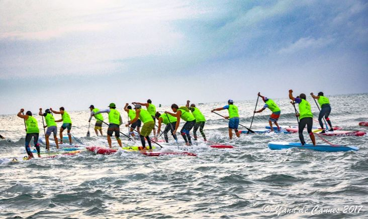 Beach Race Homme- Départ